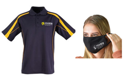 NSW DTA quality Face Masks for our Members and the public